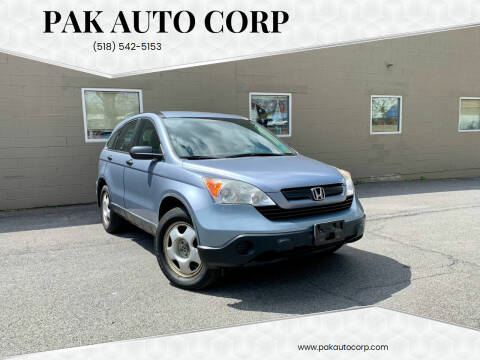 2007 Honda CR-V for sale at Pak Auto Corp in Schenectady NY
