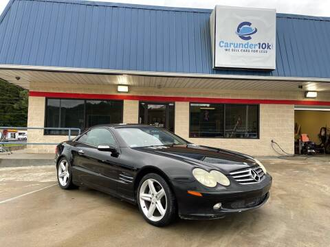 2004 Mercedes-Benz SL-Class for sale at CarUnder10k in Dayton TN