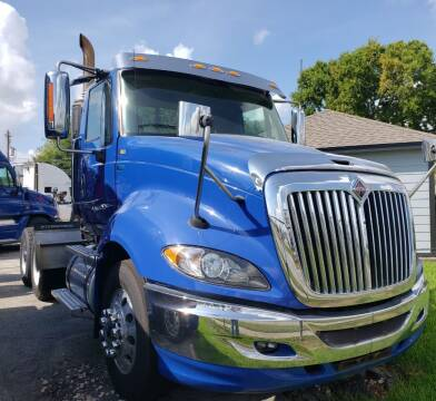 2011 International ProStar for sale at JAG TRUCK SALES in Houston TX