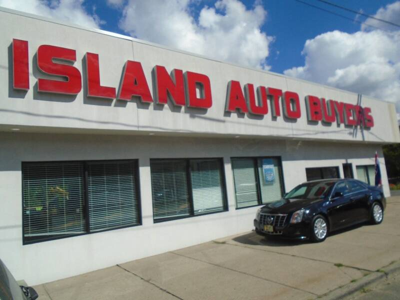 2012 Cadillac CTS for sale at Island Auto Buyers in West Babylon NY