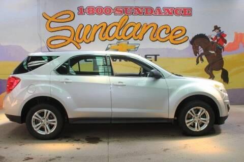 2011 Chevrolet Equinox for sale at Sundance Chevrolet in Grand Ledge MI