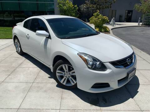 2012 Nissan Altima for sale at Top Motors in San Jose CA
