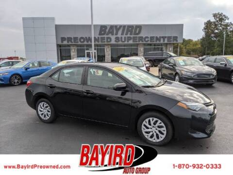 2019 Toyota Corolla for sale at Bayird Truck Center in Paragould AR