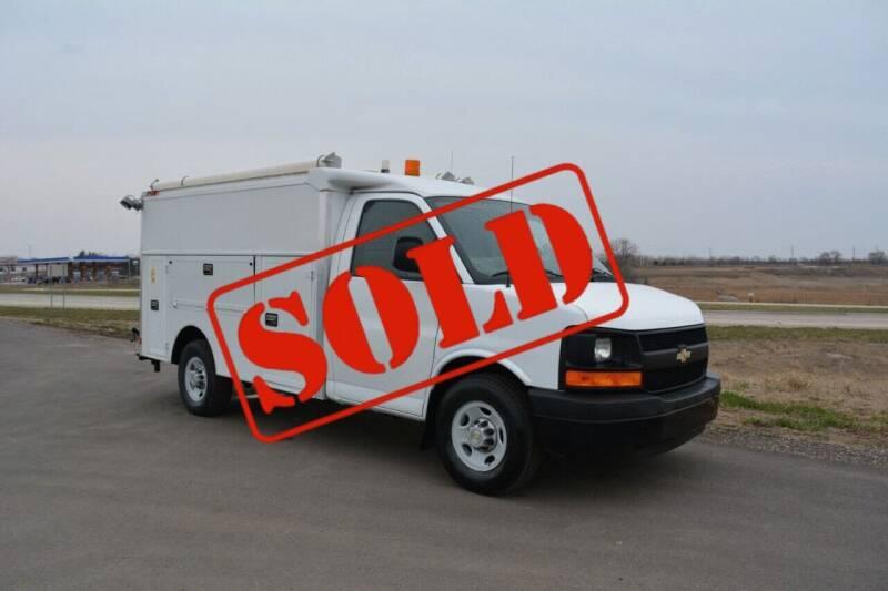 2006 Chevrolet Silverado 3500HD for sale at Signature Truck Center - Service-Utility Truck in Crystal Lake IL