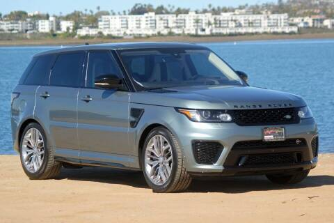 2016 Land Rover Range Rover Sport for sale at Precious Metals in San Diego CA