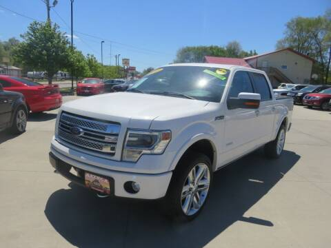 2013 Ford F-150 for sale at Azteca Auto Sales LLC in Des Moines IA