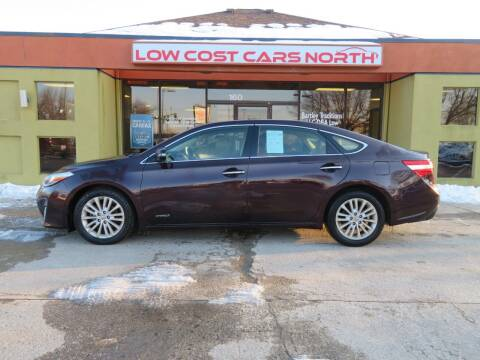 2013 Toyota Avalon Hybrid for sale at Low Cost Cars North in Whitehall OH