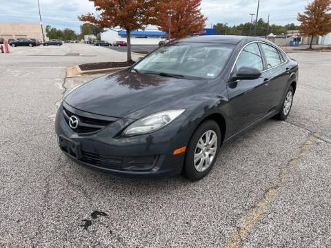2012 Mazda MAZDA6 for sale at TKP Auto Sales in Eastlake OH