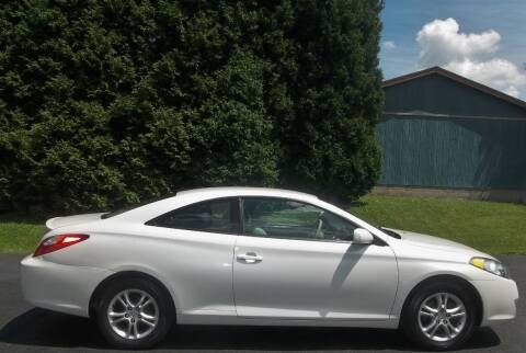 2006 Toyota Camry Solara for sale at CARS II in Brookfield OH