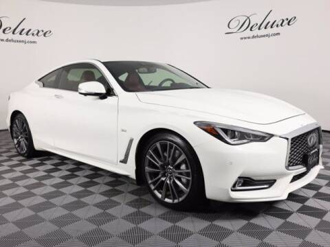 2017 Infiniti Q60 for sale at DeluxeNJ.com in Linden NJ