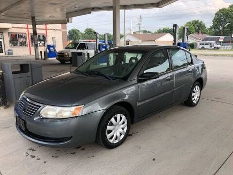 2005 Saturn Ion for sale at JE Auto Sales LLC in Indianapolis IN