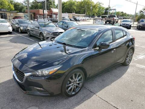 2018 Mazda MAZDA3 for sale at Castle Used Cars in Jacksonville FL