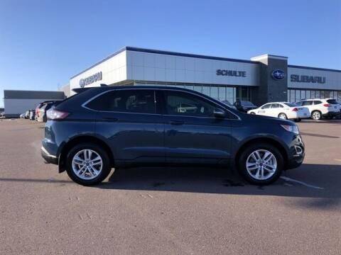 2016 Ford Edge for sale at Schulte Subaru in Sioux Falls SD