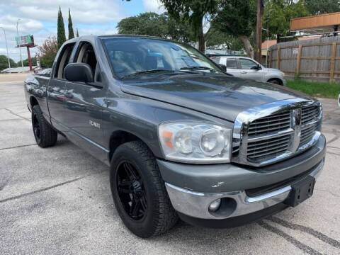 2008 Dodge Ram Pickup 1500 for sale at AWESOME CARS LLC in Austin TX