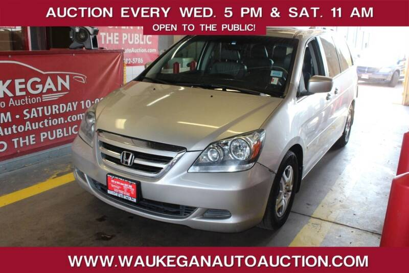 2007 Honda Odyssey for sale at Waukegan Auto Auction in Waukegan IL