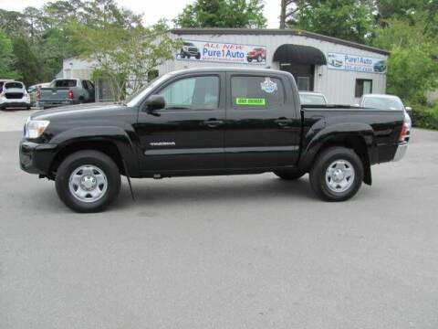 2015 Toyota Tacoma for sale at Pure 1 Auto in New Bern NC