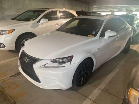 2015 Lexus IS 250 for sale at Southern Auto Solutions-Jim Ellis Hyundai in Marietta GA
