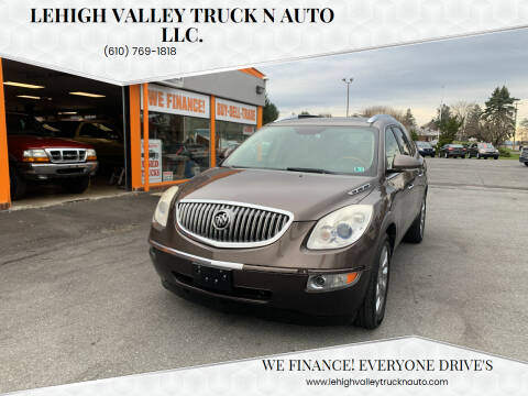 2010 Buick Enclave for sale at Lehigh Valley Truck n Auto LLC. in Schnecksville PA