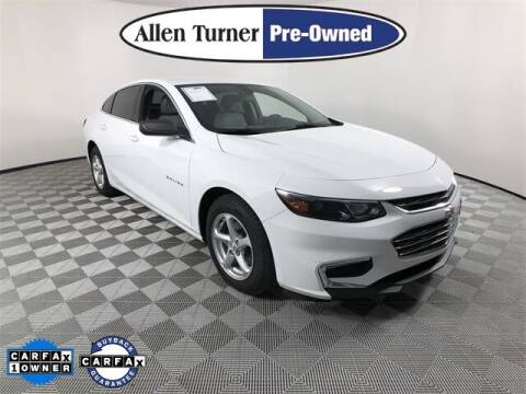 2016 Chevrolet Malibu for sale at Allen Turner Hyundai in Pensacola FL
