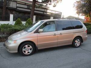 2001 Honda Odyssey for sale at Inspec Auto in San Jose CA
