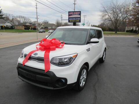2018 Kia Soul for sale at Lake County Auto Sales in Painesville OH