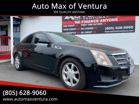 2009 Cadillac CTS for sale at Auto Max of Ventura in Ventura CA