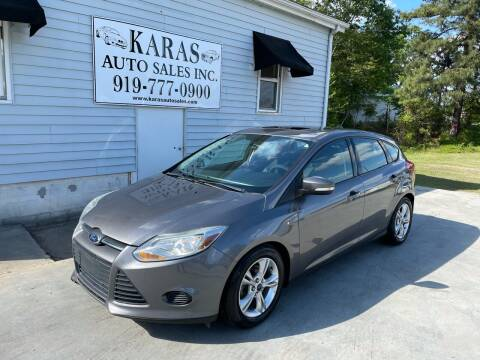 2014 Ford Focus for sale at Karas Auto Sales Inc. in Sanford NC