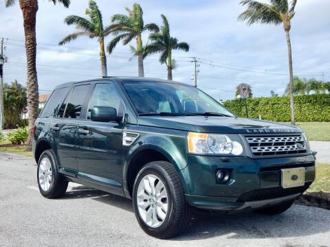 2011 Land Rover LR2 for sale at VE Auto Gallery LLC in Lake Park FL