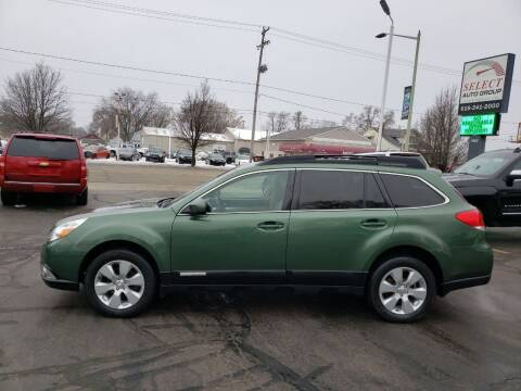 2010 Subaru Outback for sale at Select Auto Group in Wyoming MI