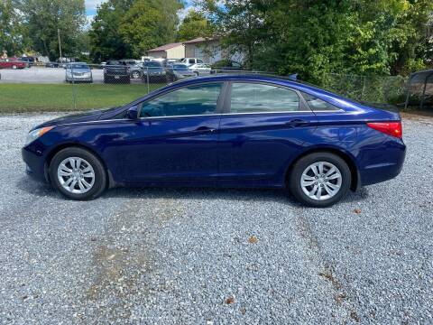 2011 Hyundai Sonata for sale at Tennessee Motors in Elizabethton TN