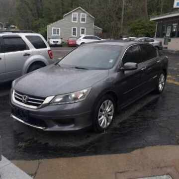 2013 Honda Accord for sale at Carlisle Cars in Chillicothe OH