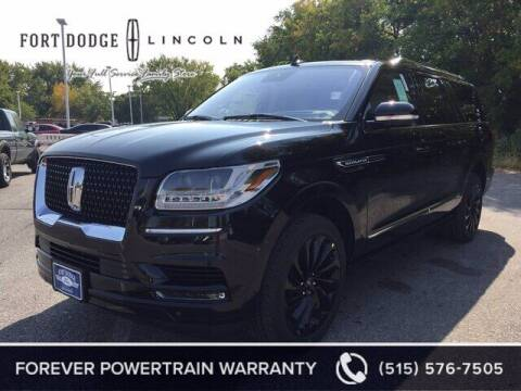 2020 Lincoln Navigator L for sale at Fort Dodge Ford Lincoln Toyota in Fort Dodge IA