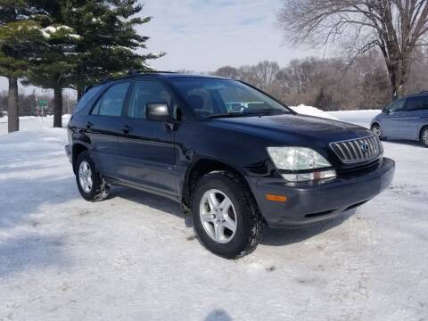 2002 Lexus RX 300 for sale at Shores Auto in Lakeland Shores MN