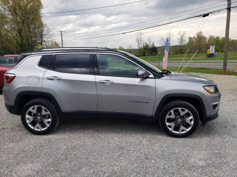 2018 Jeep Compass for sale at 220 Auto Sales in Rocky Mount VA
