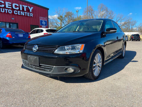 2011 Volkswagen Jetta for sale at Space City Auto Center in Houston TX