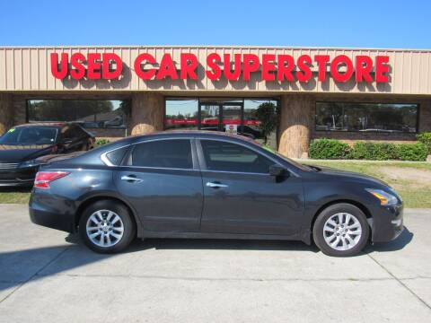 2014 Nissan Altima for sale at Checkered Flag Auto Sales NORTH in Lakeland FL