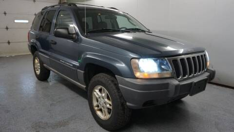 2002 Jeep Grand Cherokee for sale at World Auto Net in Cuyahoga Falls OH