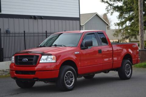 2005 Ford F-150 for sale at Skyline Motors Auto Sales in Tacoma WA