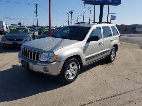 2006 Jeep Grand Cherokee for sale at Nationwide Auto Group in Melrose Park IL