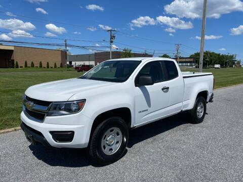 2018 Chevrolet Colorado for sale at Rt. 73 AutoMall in Palmyra NJ