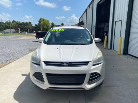 2013 Ford Escape for sale at Deaux Enterprises, LLC. in Saint Martinville LA
