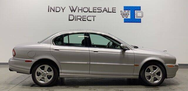 2002 Jaguar X-Type for sale at Indy Wholesale Direct in Carmel IN