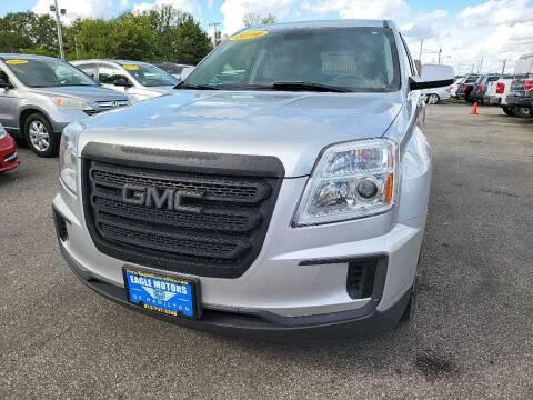 2016 GMC Terrain for sale at Eagle Motors in Hamilton OH