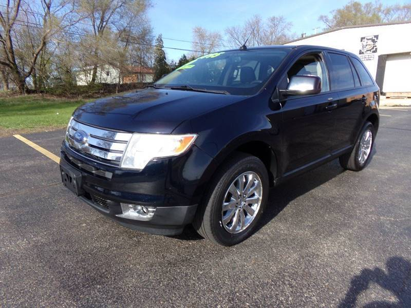2010 Ford Edge for sale at Rose Auto Sales & Motorsports Inc in McHenry IL