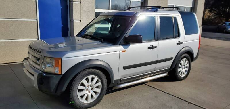 2005 Land Rover LR3 for sale at City Auto Sales in La Crosse WI