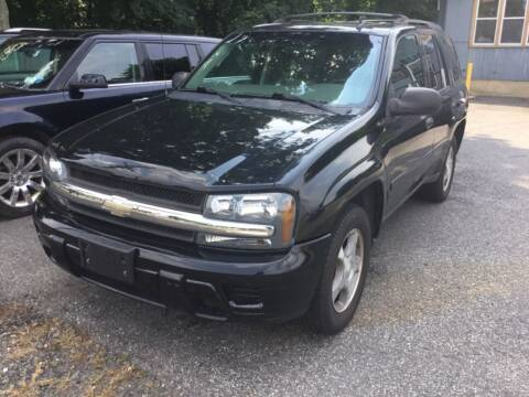 2007 Chevrolet TrailBlazer for sale at Auto Outlet Of Vineland in Vineland NJ