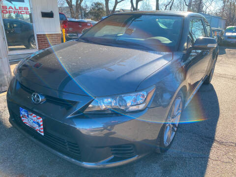 2013 Scion tC for sale at New Wheels in Glendale Heights IL