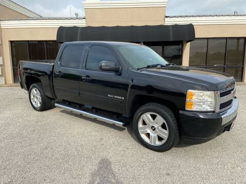 2008 Chevrolet Silverado 1500 for sale at Buddys Automotive Concepts LLC in Bryan TX