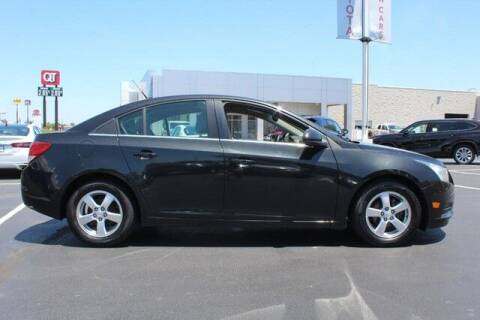 2012 Chevrolet Cruze for sale at Twin City Toyota in Herculaneum MO
