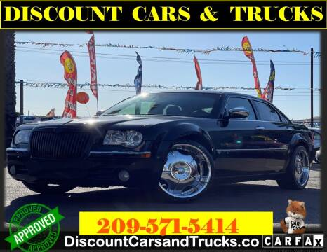 2006 Chrysler 300 for sale at Discount Cars & Trucks in Modesto CA